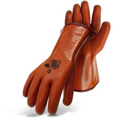 Snow Shield Foam Insulated PVC Gloves