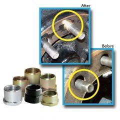 Tru-Balance Steer Axle Wheel and Brake Drum Internal Centering Sleeves