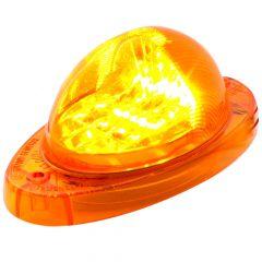 FL Cascadia 9 LED Marker/Turn Signal Light