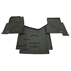 Freightliner Cascadia Automatic Transmission Thermoplastic Floor Mats
