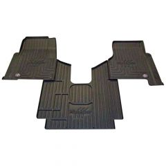 Freightliner Cascadia Manual Transmission Thermoplastic Floor Mats