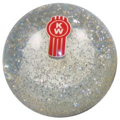 Glitter Kenworth Tractor/Trailer Brake Knob