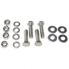 "3/8"" Stainless Steel Mud Flap Hardware Kit"
