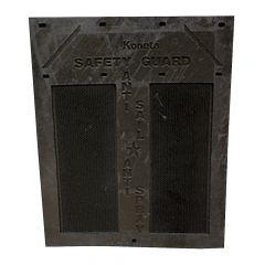 "24""W x 30""L Safety Guard Rubber Mud Flap (EA)"