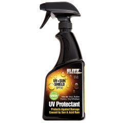 Flitz UV Protectant with SPF 50 16 oz.