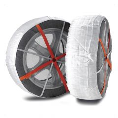 AutoSock Snow Sock Tire Traction Device