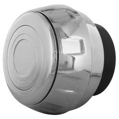 Chrome Hub and Horn Assembly