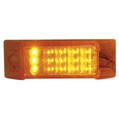 Rectangular Marker and Turn Signal LED Light