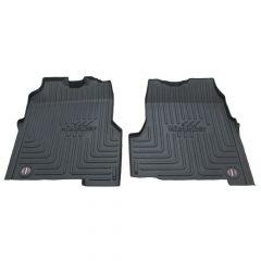 Thermoplastic Floor Mats for Mack