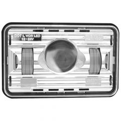 "6"" x 4"" High Beam LED Projector Headlight"