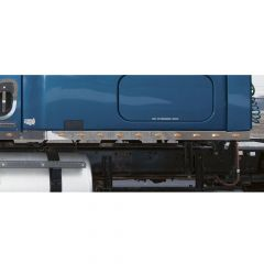 Freightliner Cascadia Sleeper Panel with Mini LED