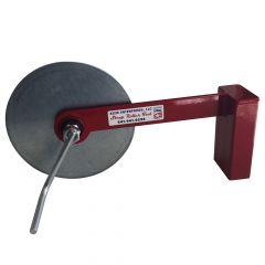 Strap Roller Tool Stake Pocket Mount