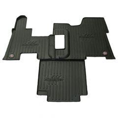Peterbilt 2008 and newer Thermoplastic Floor Mats