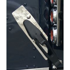 Peterbilt Hood Latch Guard with Dimple