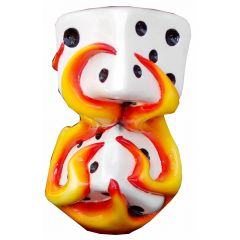 Flame Dice Shifter Knob