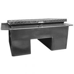 """24""""L x 22""""W x 12""""D Aluminum In-Frame Tool Box"""