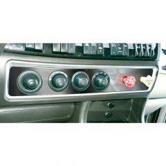 Kenworth Heater Control and Air Valve Trim