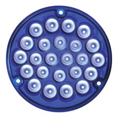"""4"""" Round Pearl LED Light with 1157 Plug"""