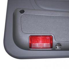 Peterbilt 2006+ Door Light Lens