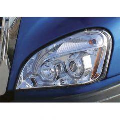 FL Cascadia Driver Side Projector Headlight