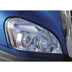 FL Cascadia Passenger Side Projector Headlight