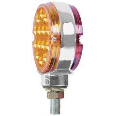 "3"" Pearl Round Double Face LED Light"