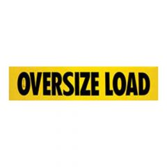 """18"""" x 84"""" Magnetic Oversize Load Sign"""