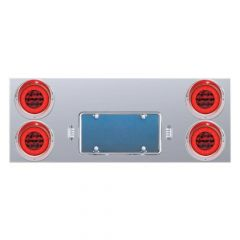 Center Panel with Halo LED Lights