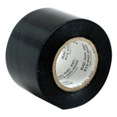 "Black Tarp Tape 3""W x 108 Yards"