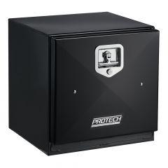 """18""""L x 18""""H x 18""""D Steel Tool Box"""