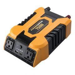 750 Watt DC/AC Power Inverter 2 AC & 2 USB Ports