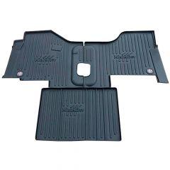 Kenworth T680, T880, Peterbilt 579, 567 Thermoplastic Floor Mats