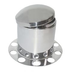 SS Rear Axle Cover for Unimount 10 Lug Wheel