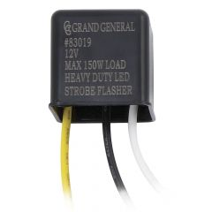 Heavy Duty 6-Pulse LED Strobe Flasher