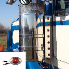 "KW 15"" Donaldson Prefered Air Cleaner Bars M3 LEDs"