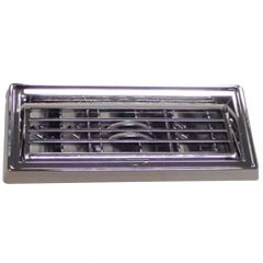 PB Large Chrome AC/Heater Vent 2000 and Older