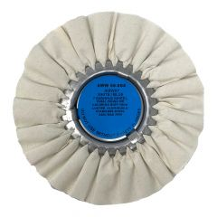 "Zephyr 8"" Super Shine Airway Buffing Wheel"