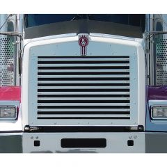 Kenworth T800 Replacement Grill 11 Horizontal Bars