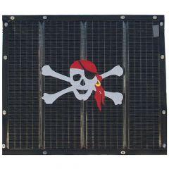 Jolly Roger Pirate Skull Bugscreen