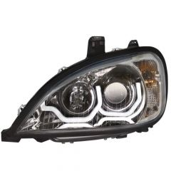 Freightliner Columbia Projection Headlight with LED (EA)