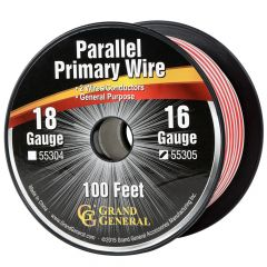 100ft 16-Gauge Parallel Copper Wire Spool