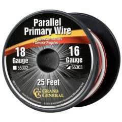 25ft 16-Gauge Parallel 3 Copper Wire Spool