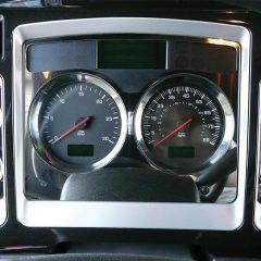 Kenworth Speedometer Trim