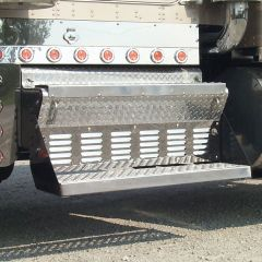 """Kenworth 34"""" Battery Box Cover"""