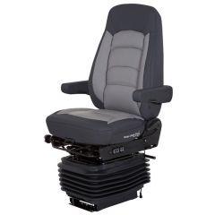 Bostrom Wide Ride+Serta Truck Seat