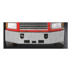 "Mack CH613 16"" Set Back Chrome Bumper"