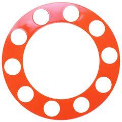 Orange Plastic Rim Guard