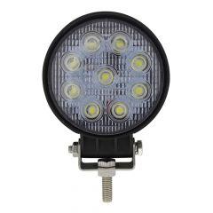 "4-1/2"" 9 LED Round Work Light"