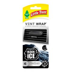 Vent Wrap in Black Ice