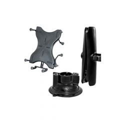RAM X-Grip Tablet Holder with Suction Cup Mount